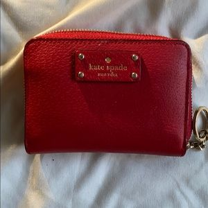Kate spade wallet (small)